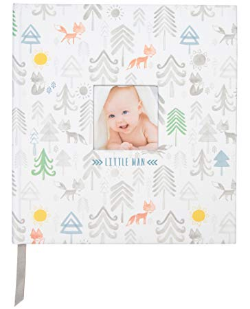 Baby Memory Book - Little Man
