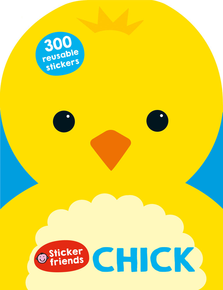 Priddy Sticker Friends - Chick