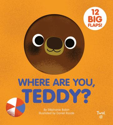 Hachette Where Are You, Teddy?