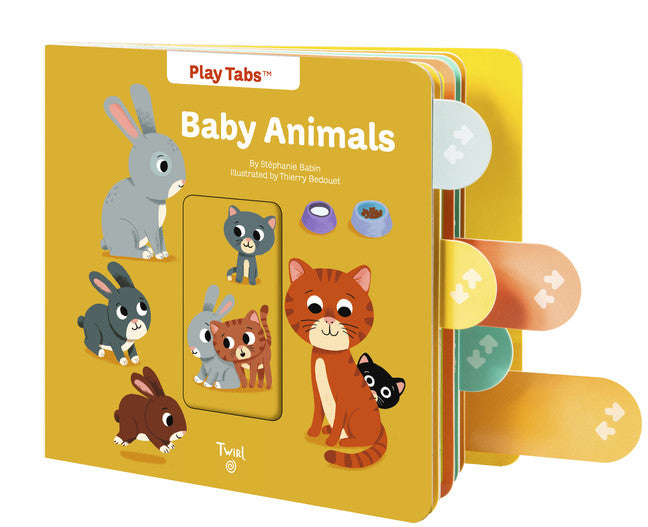 Twirl PlayTags Baby Animals