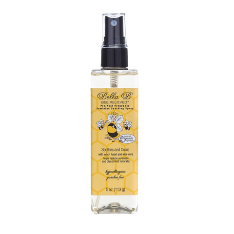 Bella B Bee Relieved Soothing Vaginal Spray 4.5oz