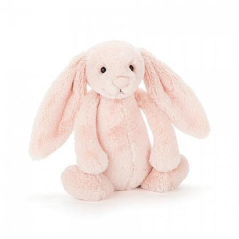 Jellycat Bashful Bunny Chime - Blush