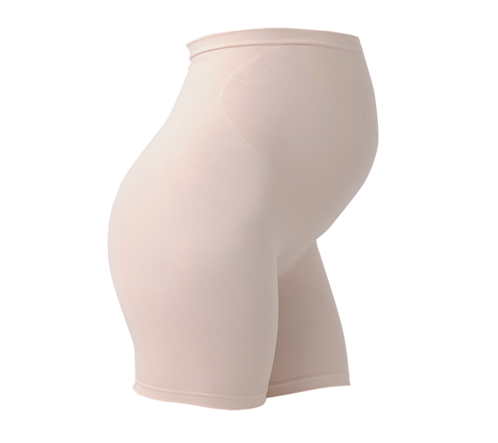 e9677aef91a25 Belly Bandit Thighs Disguise Maternity Support Shorts- Nude – Mon ...
