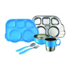 Innobaby Din Din SMART™ Stainless Mealtime Set
