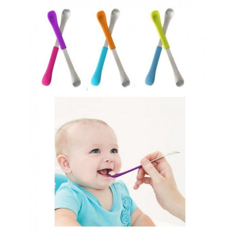 Boon 2-in-1 Feeding Spoon - Swap