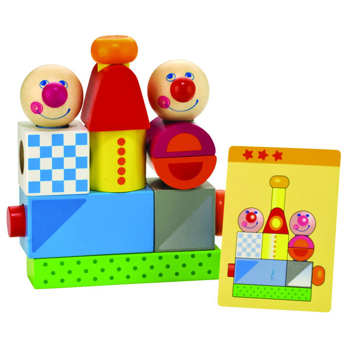 Haba Brain Builder Peg Set