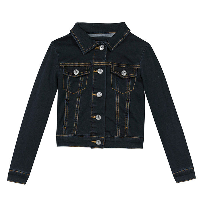 Catimini Juliette La Coquette Denim Jacket