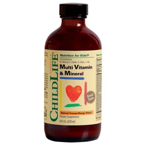 Childlife Multi Vitamin and Mineral
