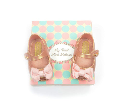 Mini Melissa My First Mini Melissa - Metallic Pink