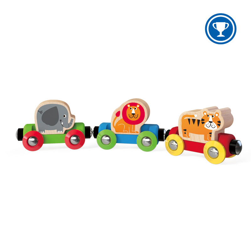 Hape Jungle Journey Train
