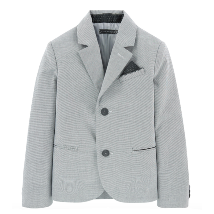 Jean Bourget Grey Jacket