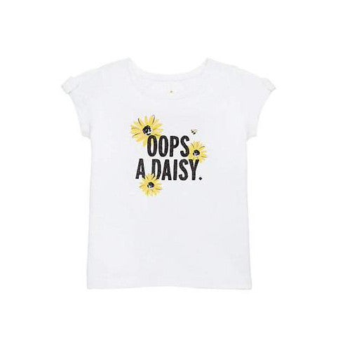 Kate Spade Girls' Oops-a-daisy Tee