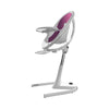 Mima Moon 2G- White Highchair with Footrest