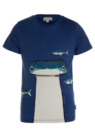 Paul Smith Junior Taron T-Shirt - Limoges