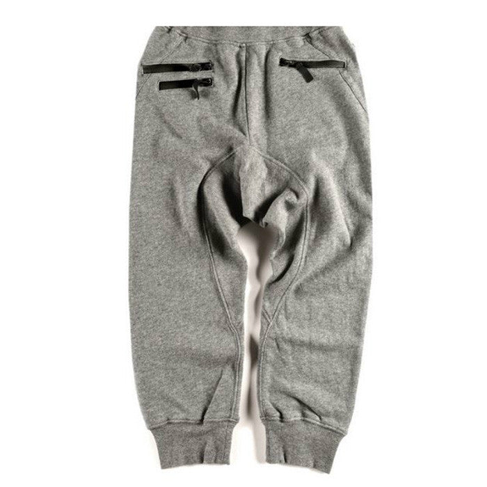 Appaman Parker Sweats - Light Grey Heather