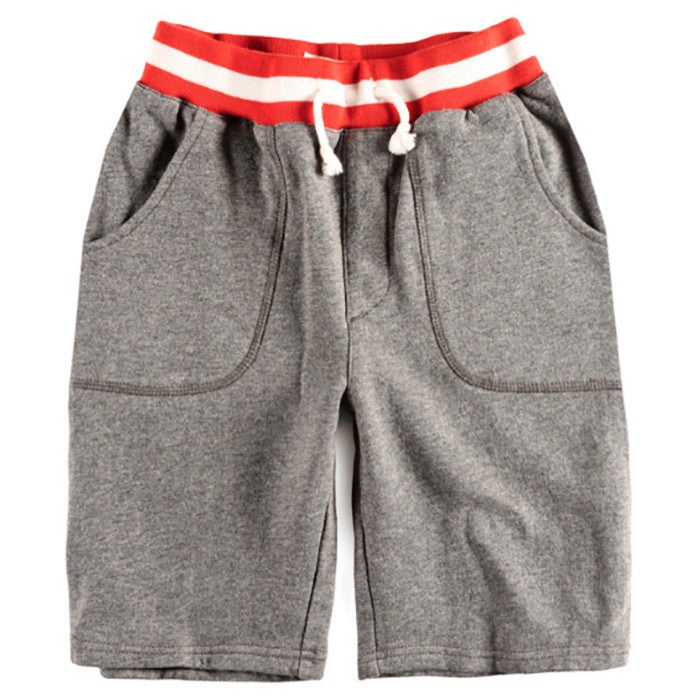 Appaman Riverside Shorts - Light Grey Heather