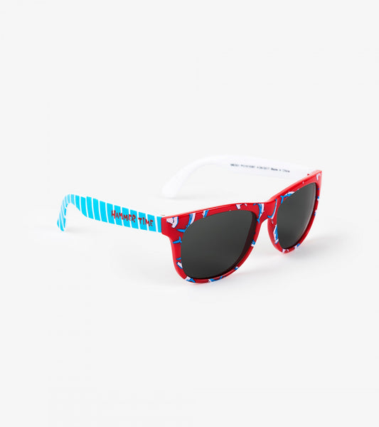 Hatley Loop-The-Looping Hammerheads Sunglasses