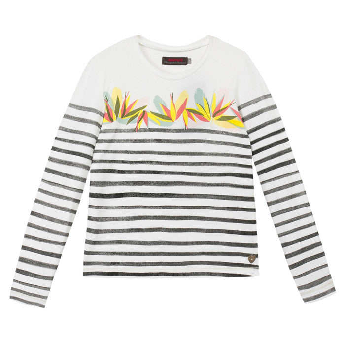 Catmini Striped Jasmine Shirt