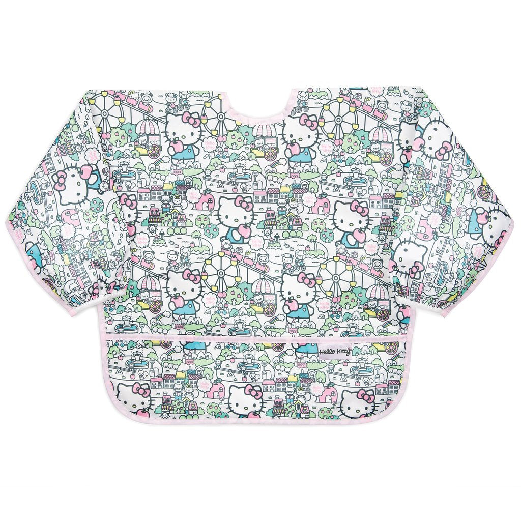 Bumkins Sleeved Bib - Sanrio Hello Kitty