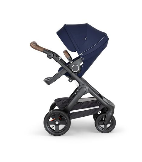 Stokke Trailz Stroller - Deep Blue