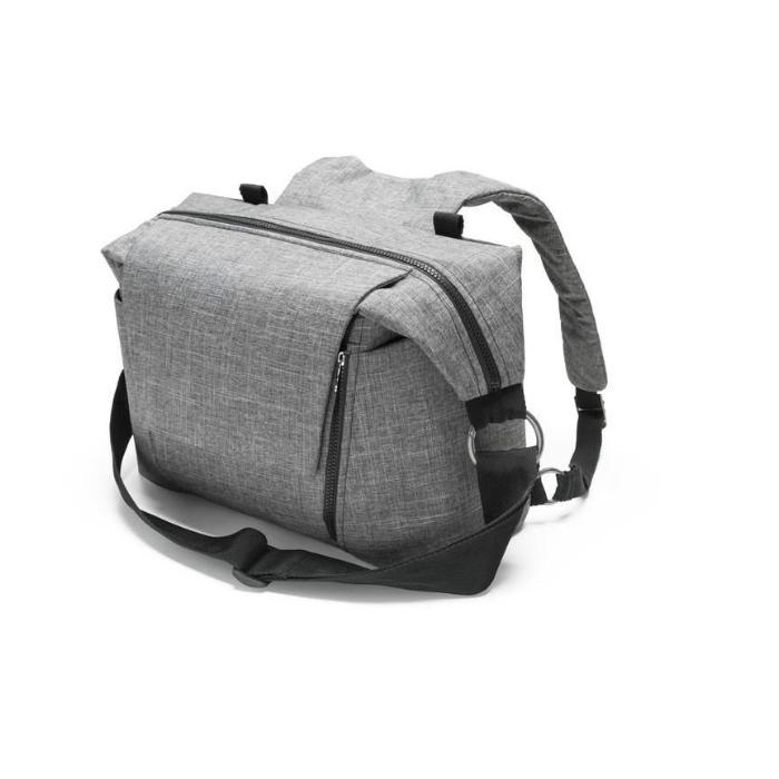 Stokke Changing Bag - Black Melange