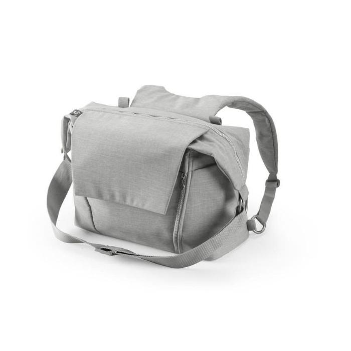 Stokke Changing Bag - Grey Melange