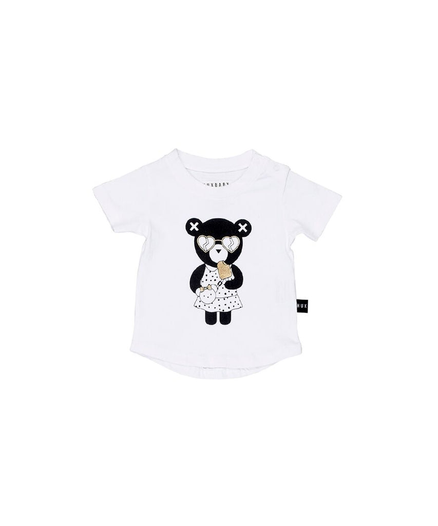 Huxbaby Heart Bear DB T-Shirt