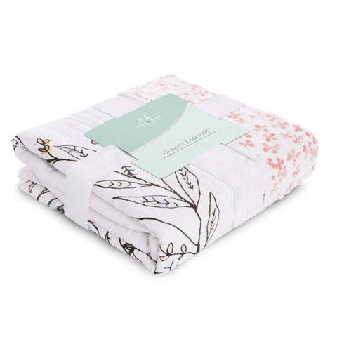 Aden & Anais Dream Blanket - Birdsong