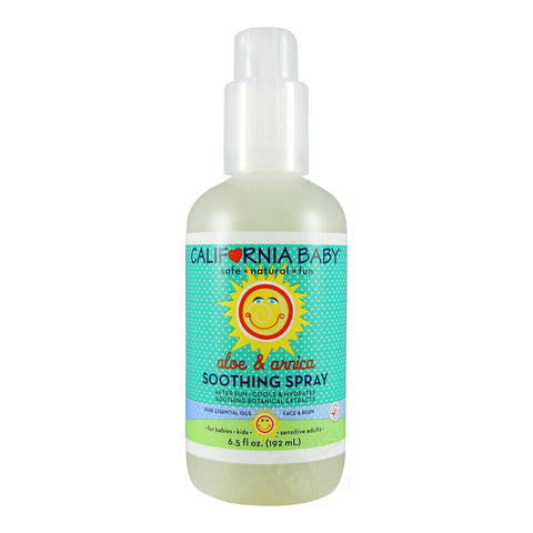 California Baby Aloe & Arnica Soothing Spray
