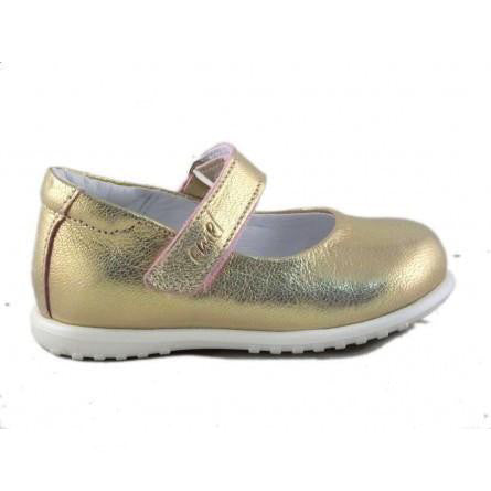 Emel First Gold Shoes
