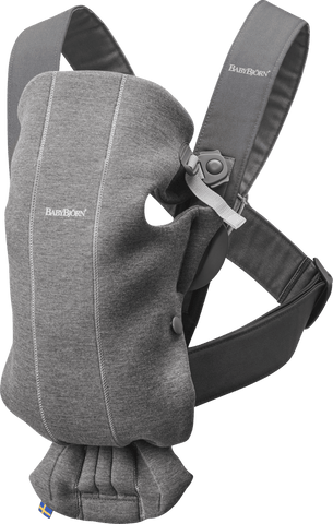 BabyBjorn Baby Carrier Mini - Dark Grey
