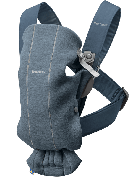 BabyBjorn Baby Carrier Mini - Dove Blue