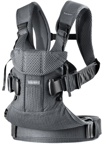 BabyBjorn Baby Carrier One Air - Anthracite Mesh