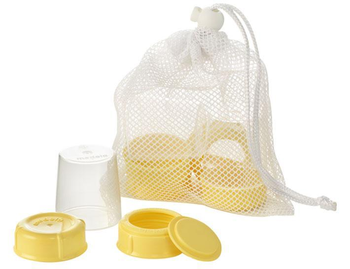 Medela Breast Milk Bottle Spare Parts