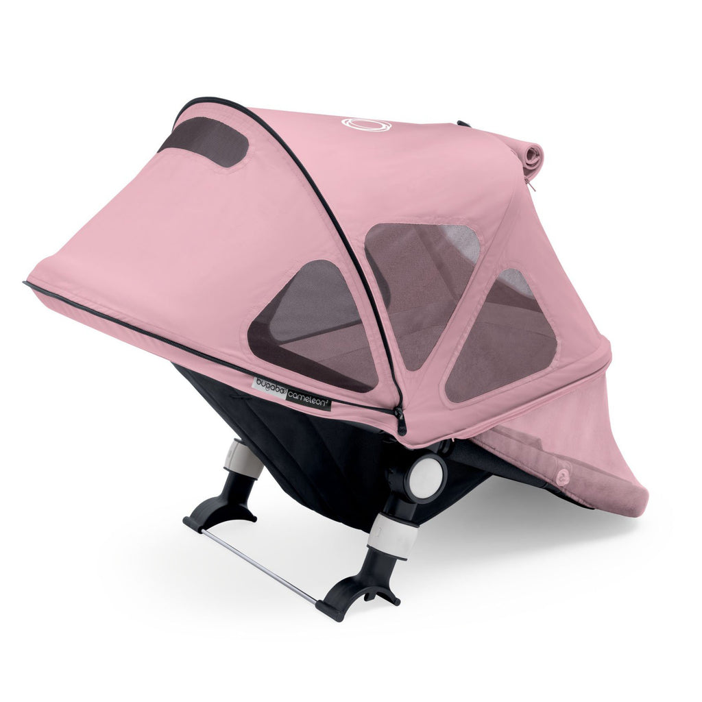 Bugaboo Cameleon³ Breezy Canopy - Soft Pink