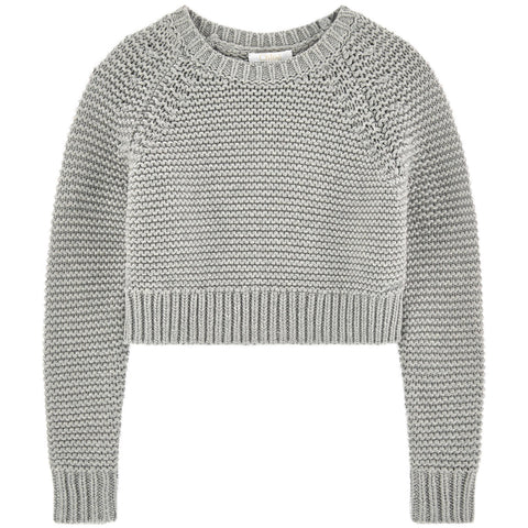 Chloe Chunky Short Knit Sweater FW16