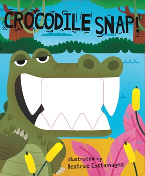 Simon & Schuster Crocodile Snap