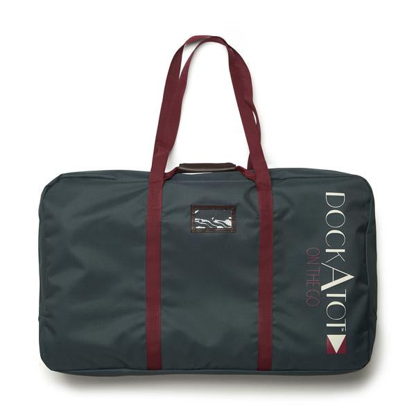 DockATot On the Go Deluxe Transport Bag - Midnight Teal