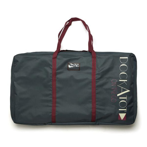 DockATot On the Go Grand Transport Bag - Midnight Teal