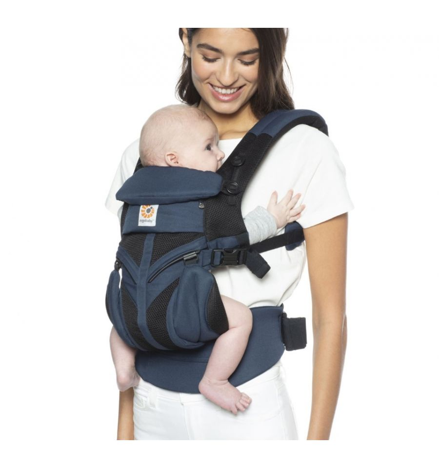 Ergobaby Omni 360 Carrier : Cool Air Mesh