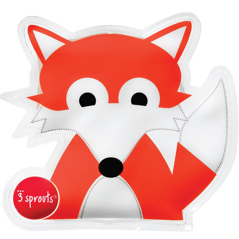 3 Sprouts Ice Pack - Fox