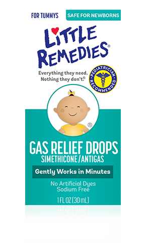 Little Remedies Gas Relief Drops 1oz