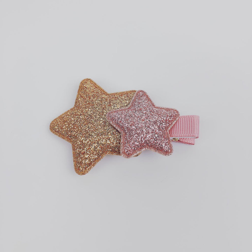 Summer Jupiter Double Stars Baby Clip