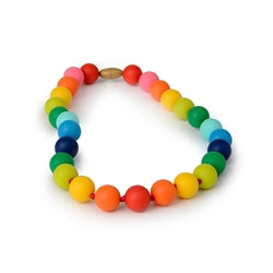 Chewbeads JuniorBeads Christopher Jr. Necklace - Rainbow