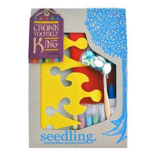 Seedling: Crown Yourself King
