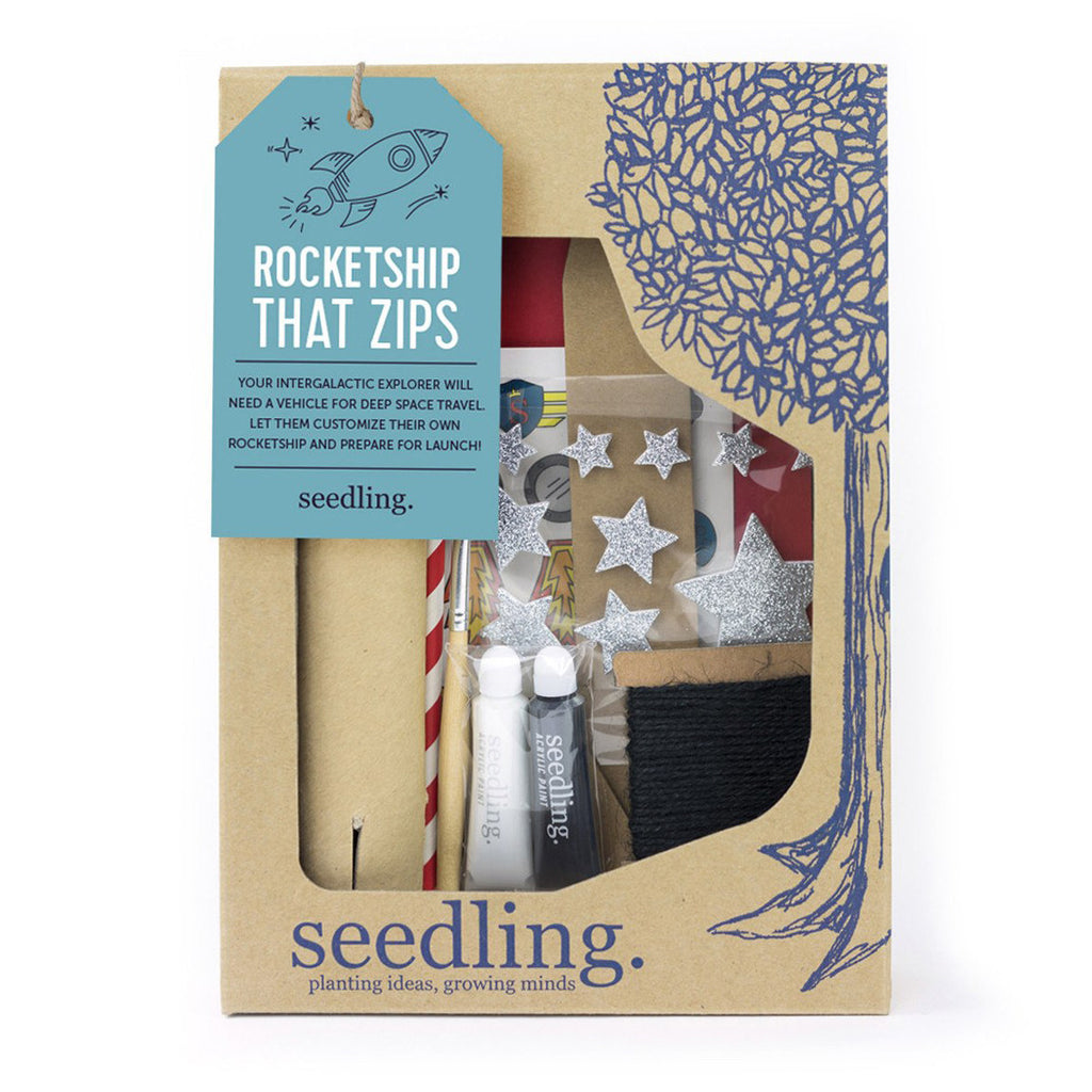 Seedling: Rocketship That Zips