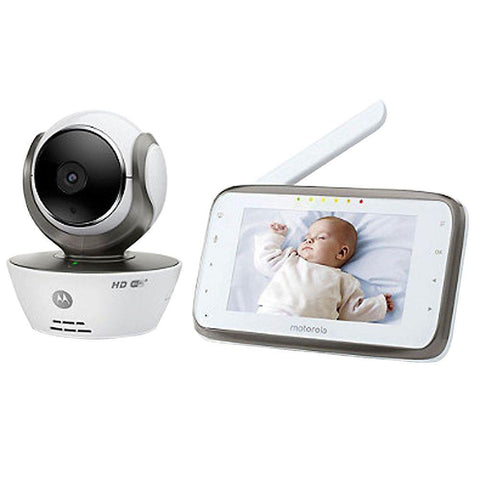 Motorola® Digital Video Baby Monitor with Wi-Fi® Internet Viewing (MBP854CONNECT)
