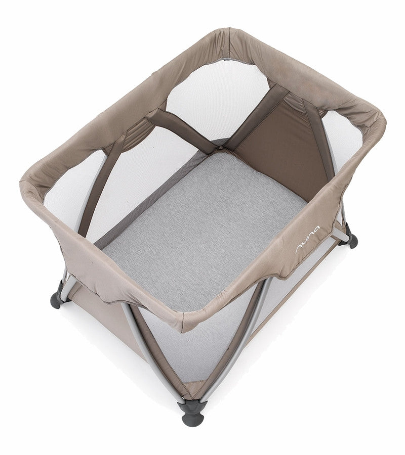 Nuna Sena Mini Fitted Sheet - Grey