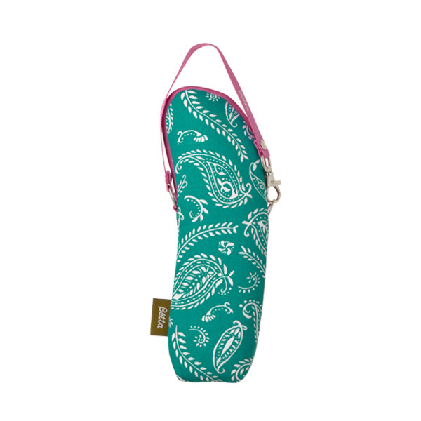 Betta Insulation Pouch Summer Paisley - Pink
