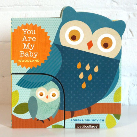 Hachette You Are My Baby: Woodland